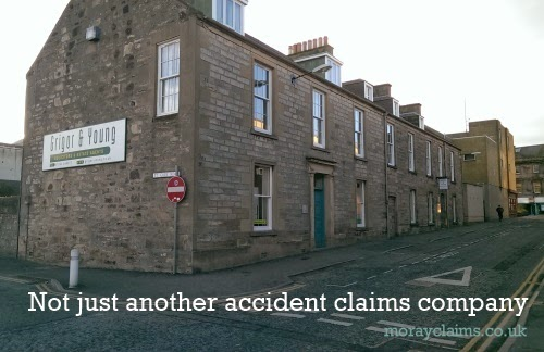 Not just another accident claims company | Moray Claims