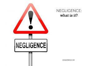 Negligence: what is it?