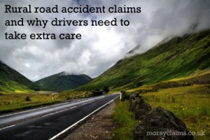 Rural Road Accident Claims and Why Drivers Need to Take Extra Care