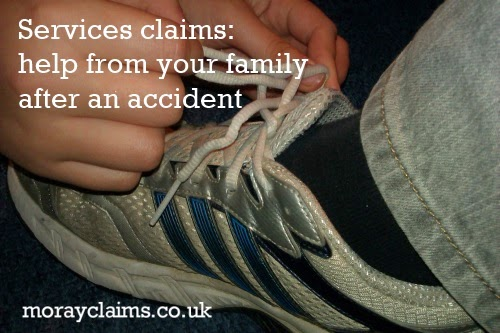 Services Claims: Help From Your Family After An Accident