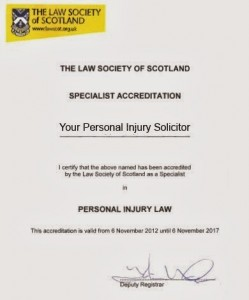How To Choose a Personal Injury Solicitor in Scotland