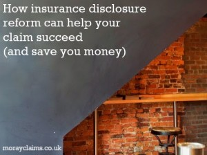 How Insurance Disclosure Reform Can Help Your Claim Succeed (And Save You Money)