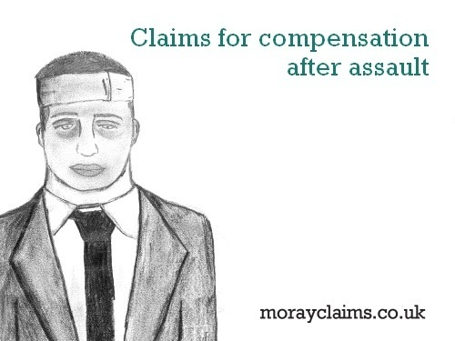 Injured Person - Claims for Compensation after Assault