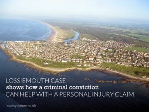 How a Criminal Conviction helps with a Personal Injury Claim