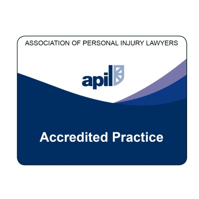 Association of Personal Injury Lawyers' logo for an Accredited Practice